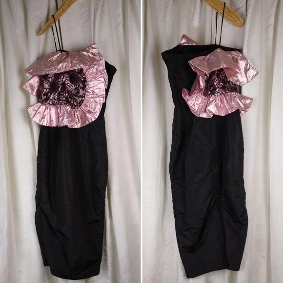 Jessica Mcclintock Dresses Vtg Gunne Sax 80s Formal Dress Poshmark